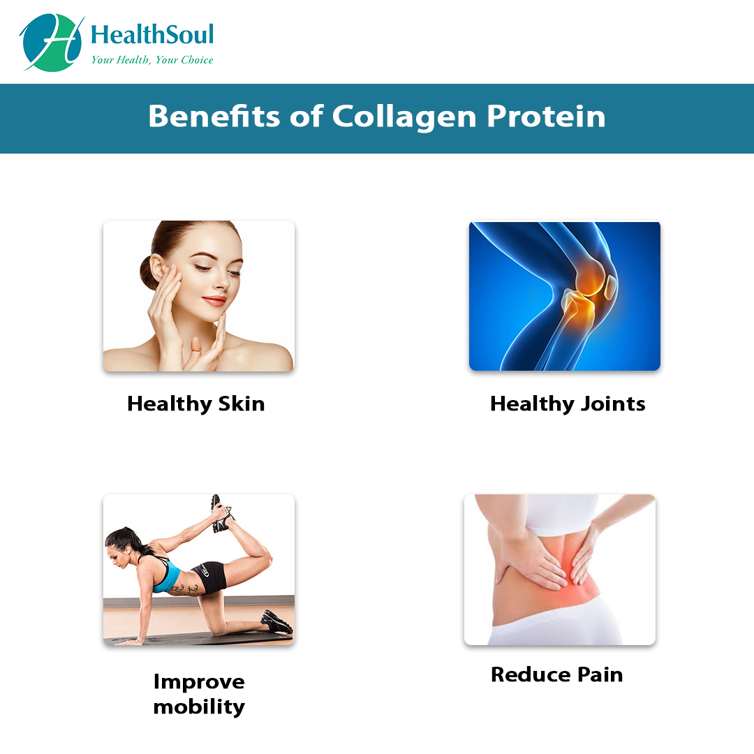 Benefits of Collagan Protien