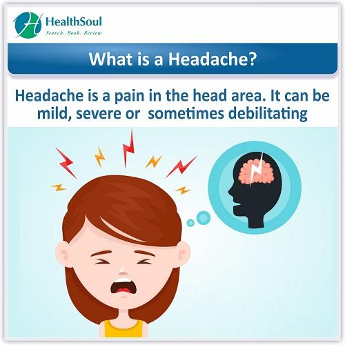 What is a Headache? | HealthSoul