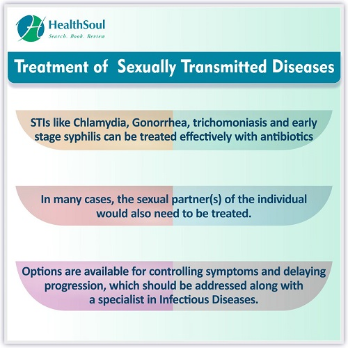 Treatment of Sexually Transmitted Diseases | HealthSoul