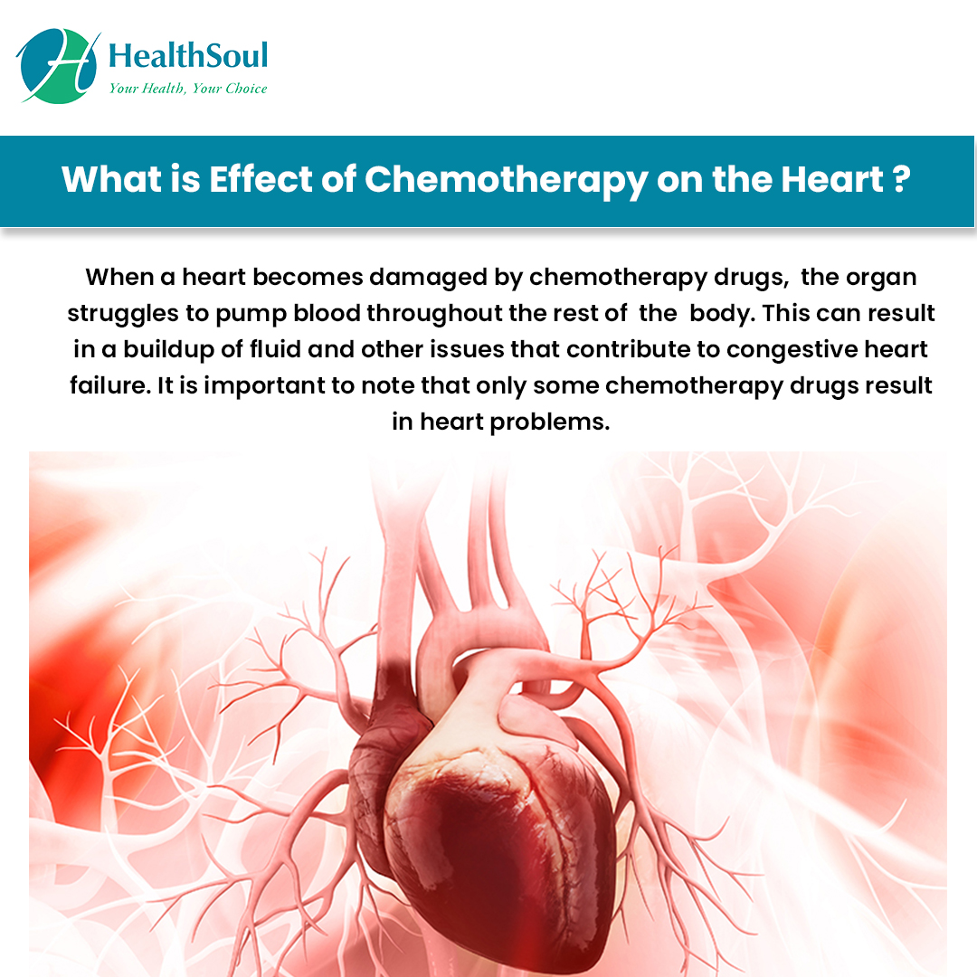 What is Effect of Chemotherapy on the Heart?