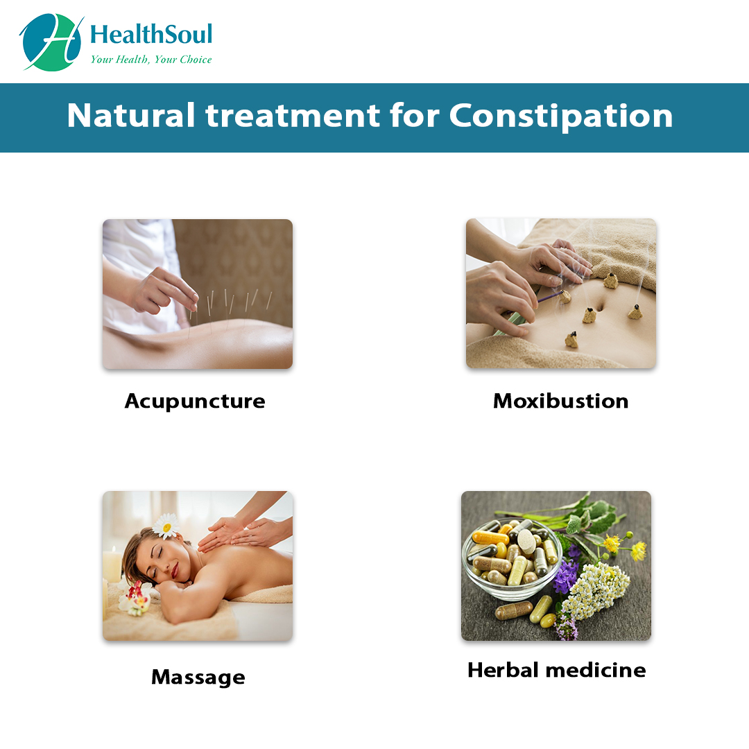 Natural Treatment for Constipation