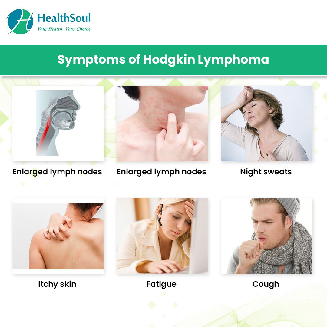 Symptoms of Hodgkin Lymphoma