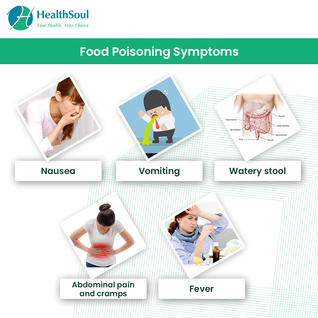 Food Poisoning Fluid Replacement Is The Mainstay Of Treatment