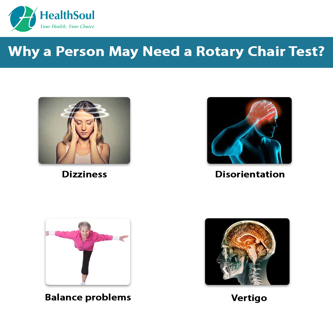 Why a Person May Need Rotary Chair Test?