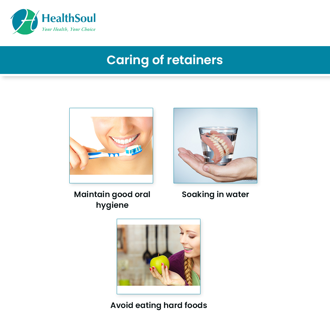 Caring of Dental Retainers