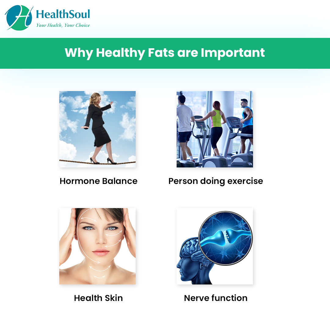 Why healthy fats are important