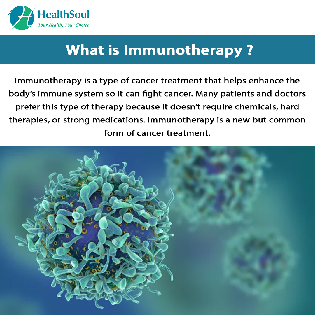 What is Immunotherrapy?