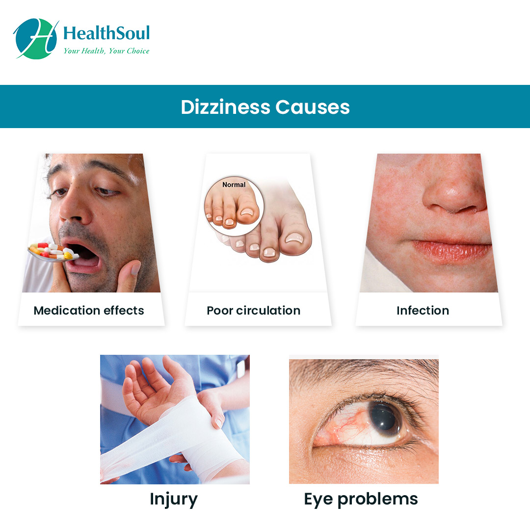 Dizziness Causes