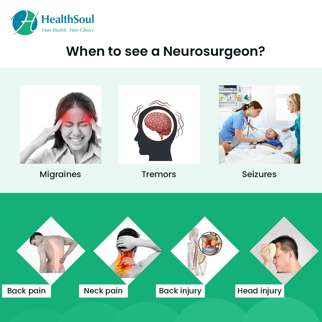 When to see a Neurosurgeon?