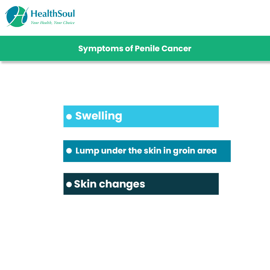 Symptoms of Penile Cancer
