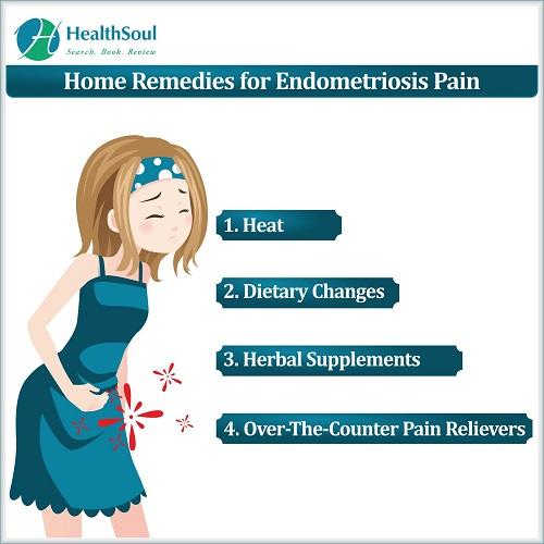 Home Remedies for Endometriosis Pain | HealthSoul