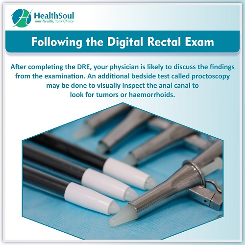 Following the Digital Rectal Exam | HealthSoul
