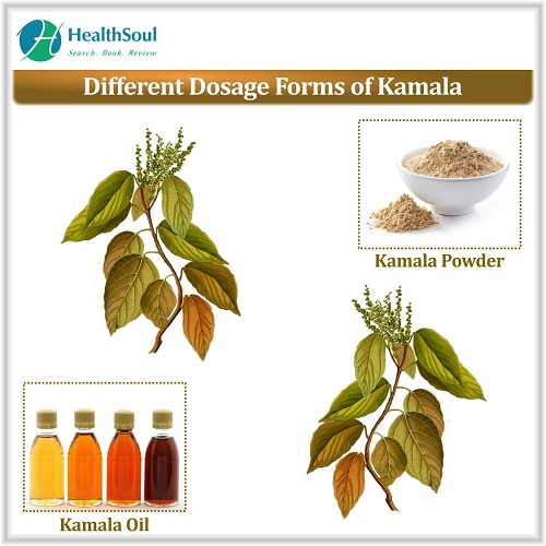 Different Dosage Forms of Kamala | HealthSoul