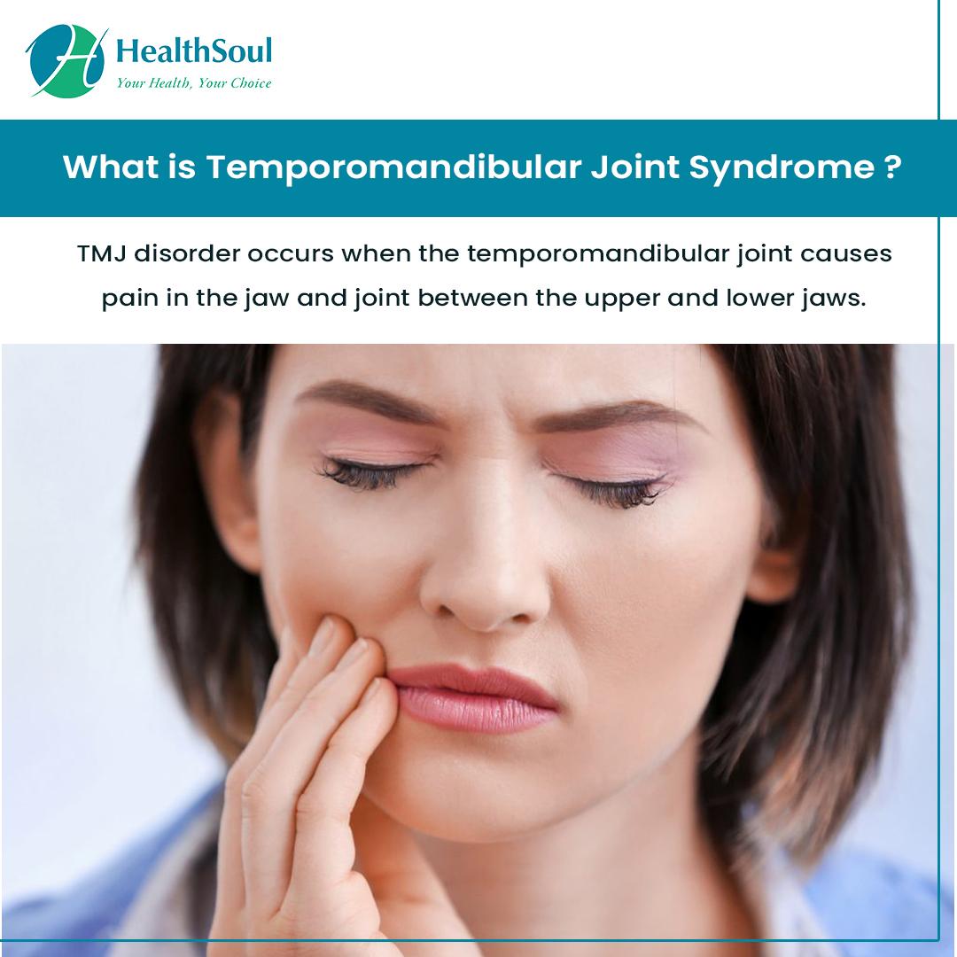 What is Temporomandibular Joint Syndrome?