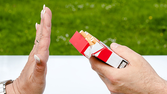 Quit Smoking to prevent cancer