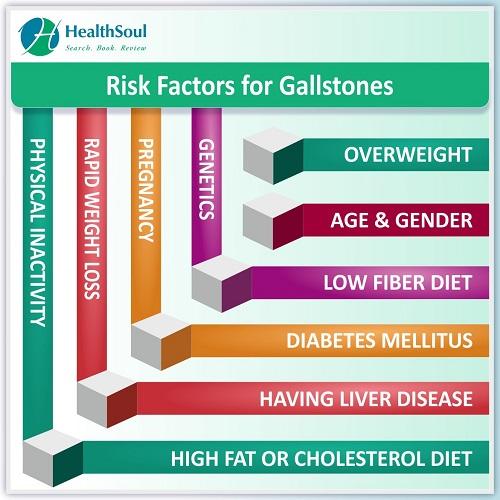 Risk Factors for Gallstones | HealthSoul