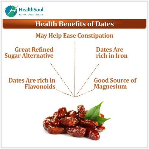 Health Benefits of Dates | HealthSoul