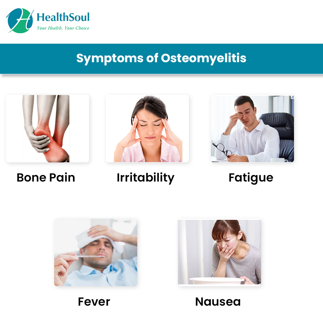 Symptoms of Osteomyelitis